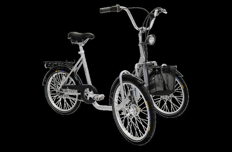 3 hjulet cykel