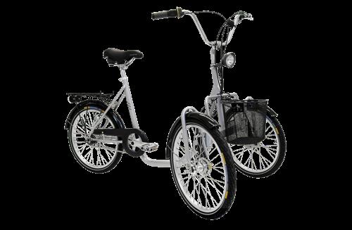 Monark 3-hjulet cykel og tandem