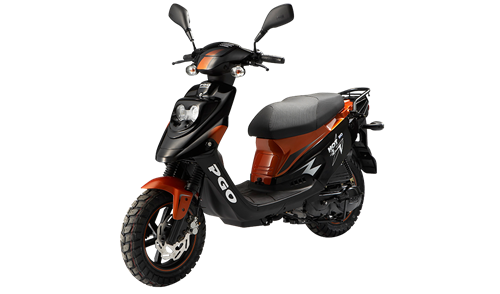 Scooter PGO Hot 50 SP - Knallert 30