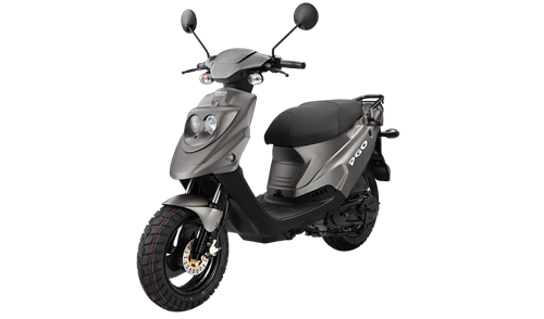 Scooter PGO Big Max - Knallert 45