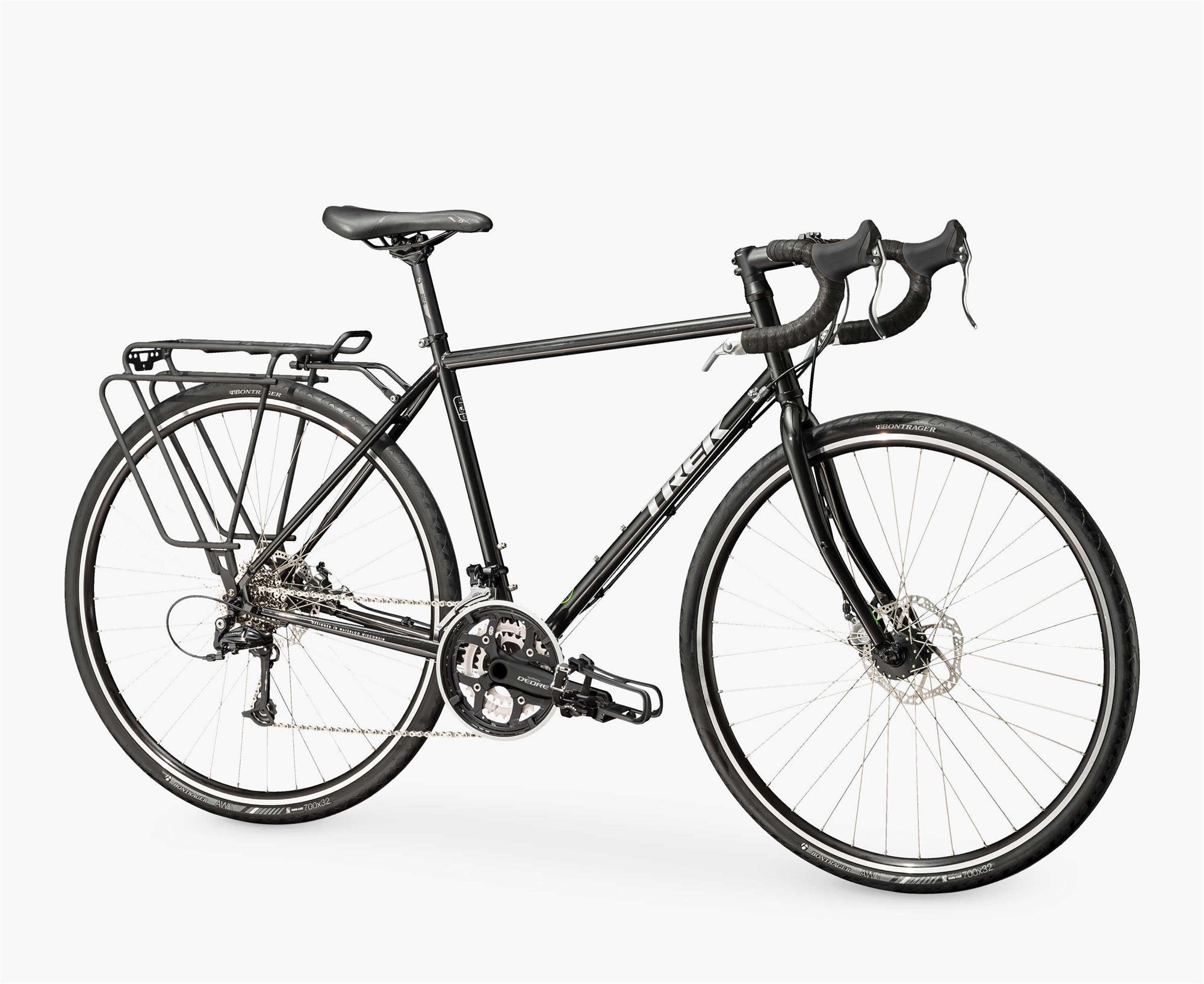 Trek 520 Disc Touring Cykel - Turcykel