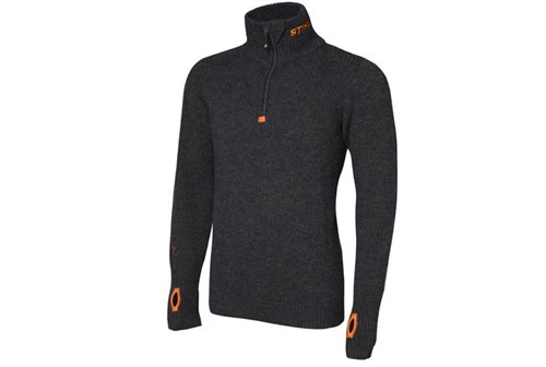 Stihl X-FIT strikket pullover - Holder varmen