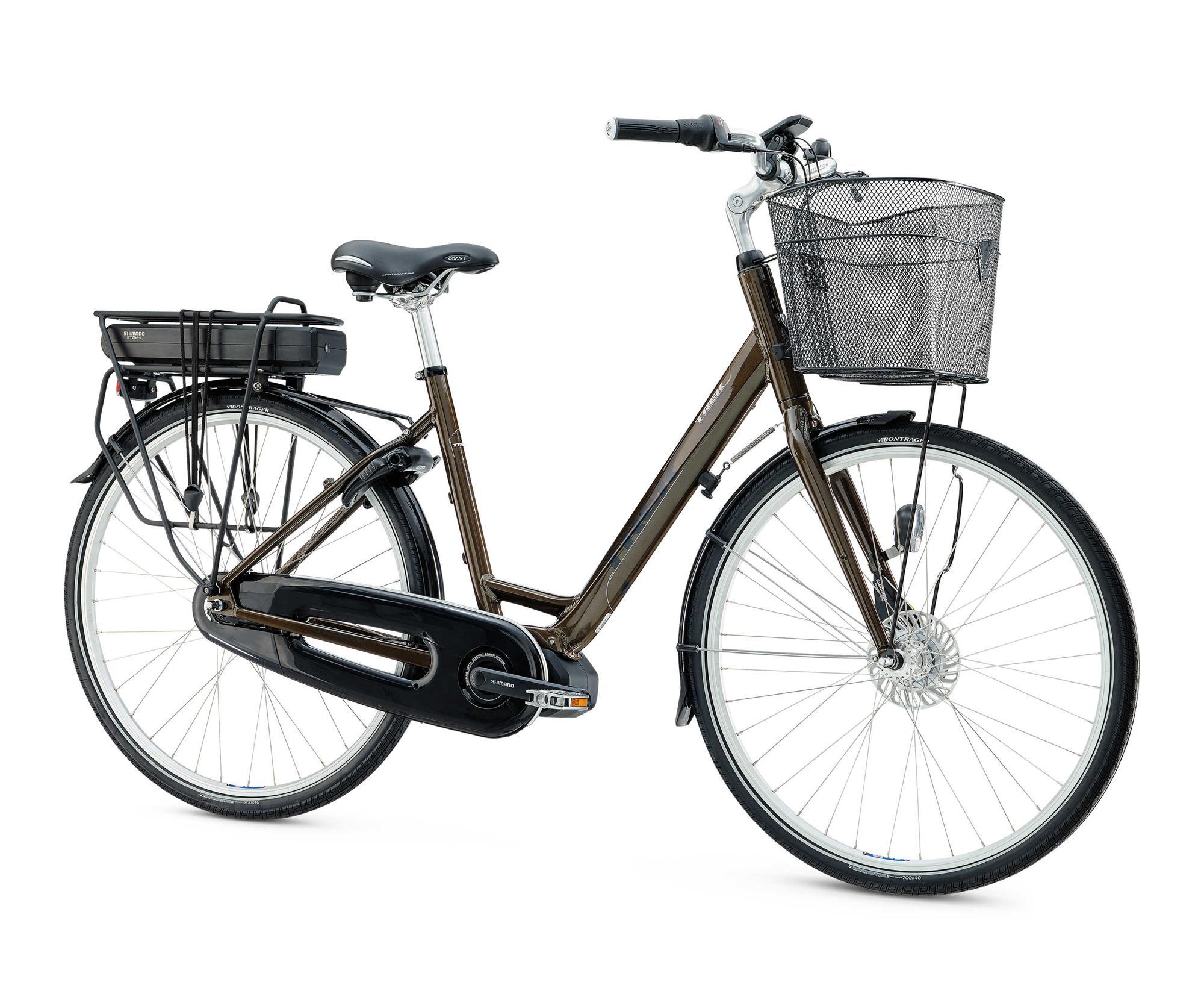 Trek C720+ 2017 - Dame el-cykel