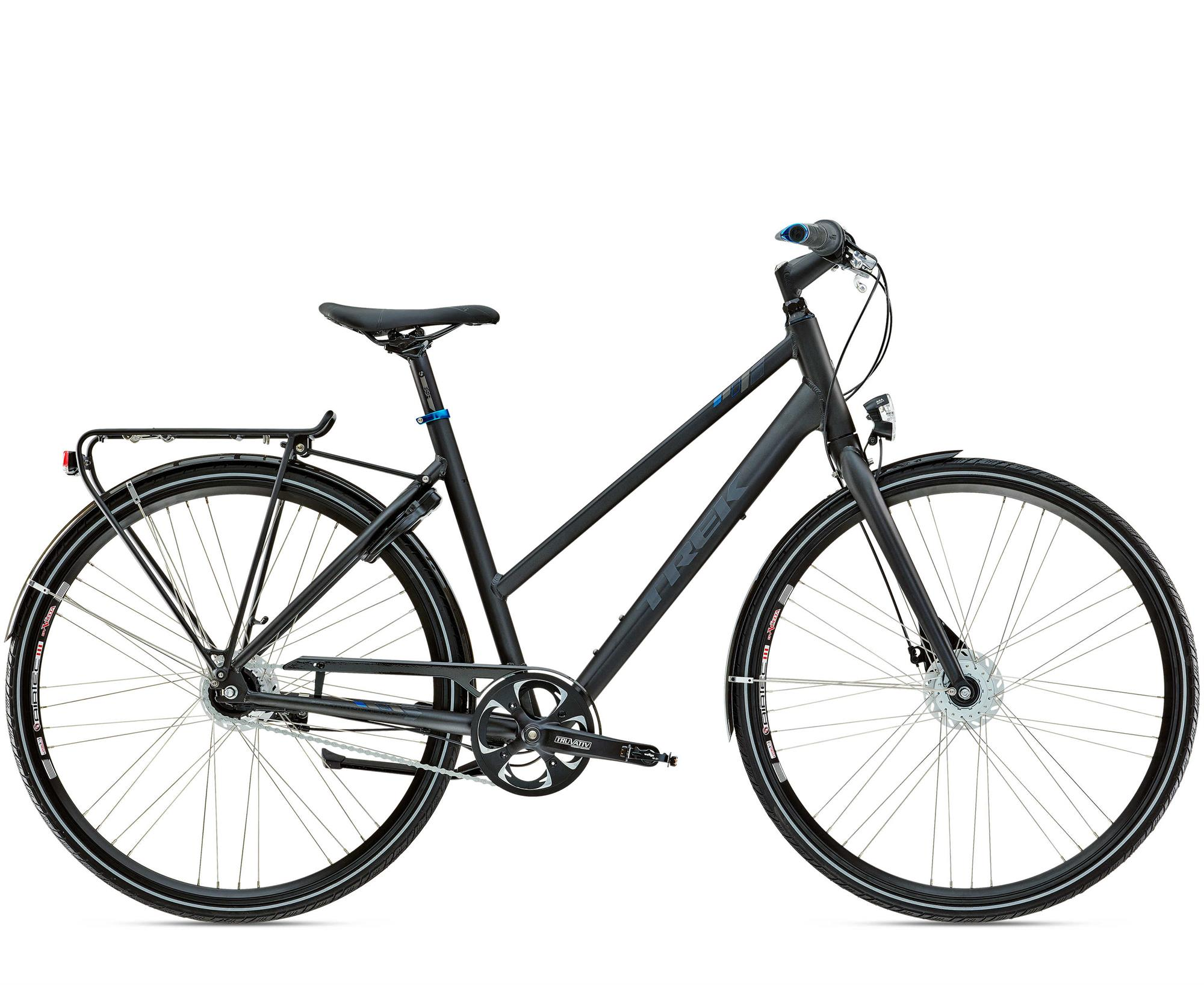 Trek ST720 Damestel 2017 - Citybike og Hybridcykel