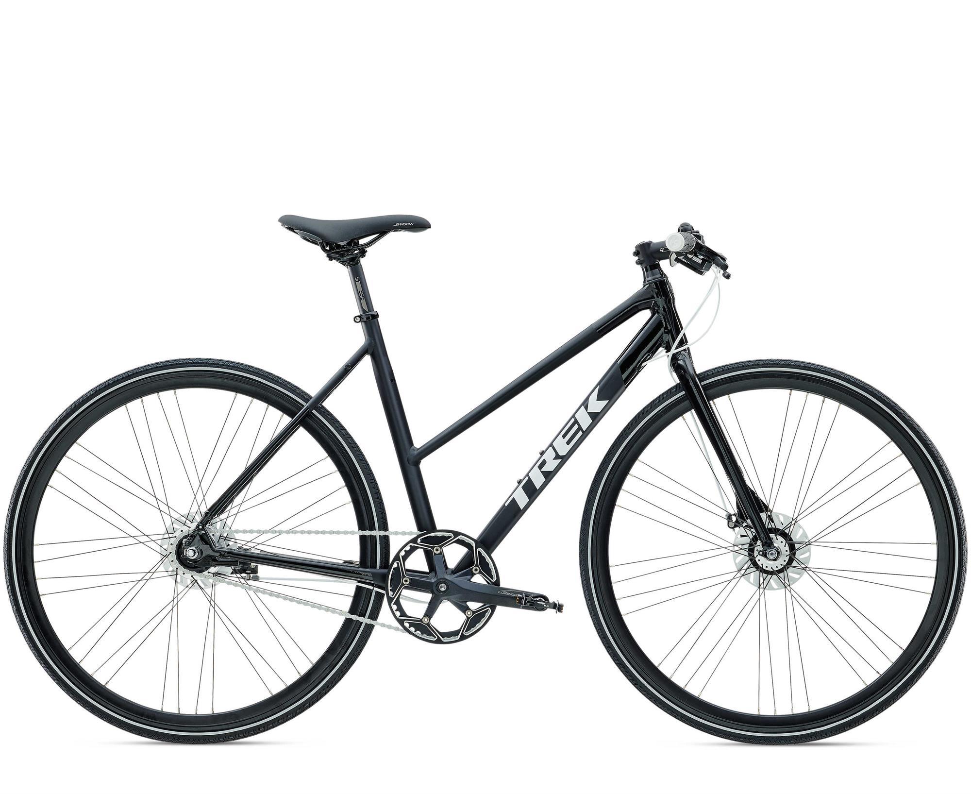 Trek Zektor One Dame Citybike Dame - Til sport og pendling
