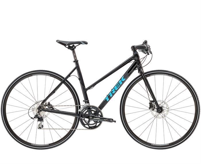 Trek Zektor Three Stagger Citybike Dame - Til sport og pendling